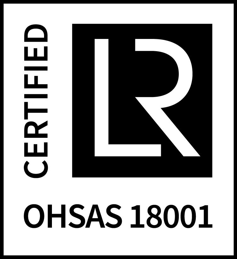 Logo ISO 18001